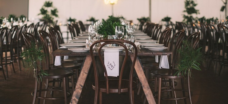 table and chair hire hanging restaurant tables chairs byron bay wedding party banquet seating with timber bentwoods cropped jpg