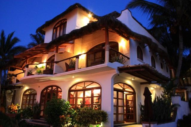 Hotel Casa de Mita en Punta de Mita, Riviera Nayarit