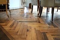 Reclaimed Wood Flooring  Real Antique Wood