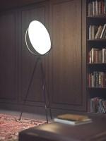 FLOS SUPERLOON 3D LAMP MODEL — STUDIO 3D ARCHITECTS