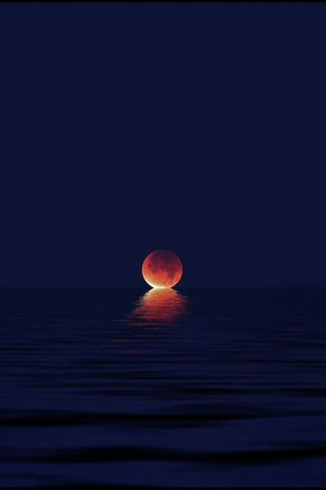 bloodmoon reflection