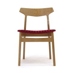 Danish Dining Chair Second Hand Tables And Chairs Co Uk 6 Henning Kjaernulf White Oak Chris Howard 1