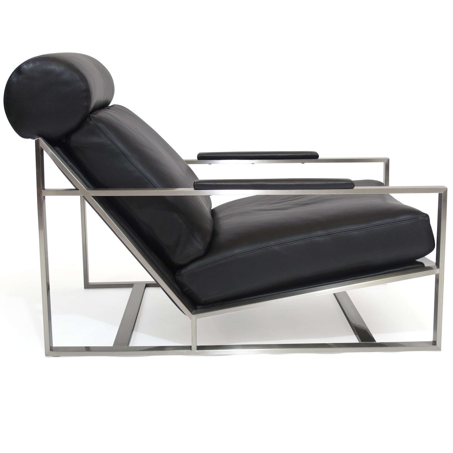 Floor Lounge Chair Milo Baughman Cruisin Lounge Chair