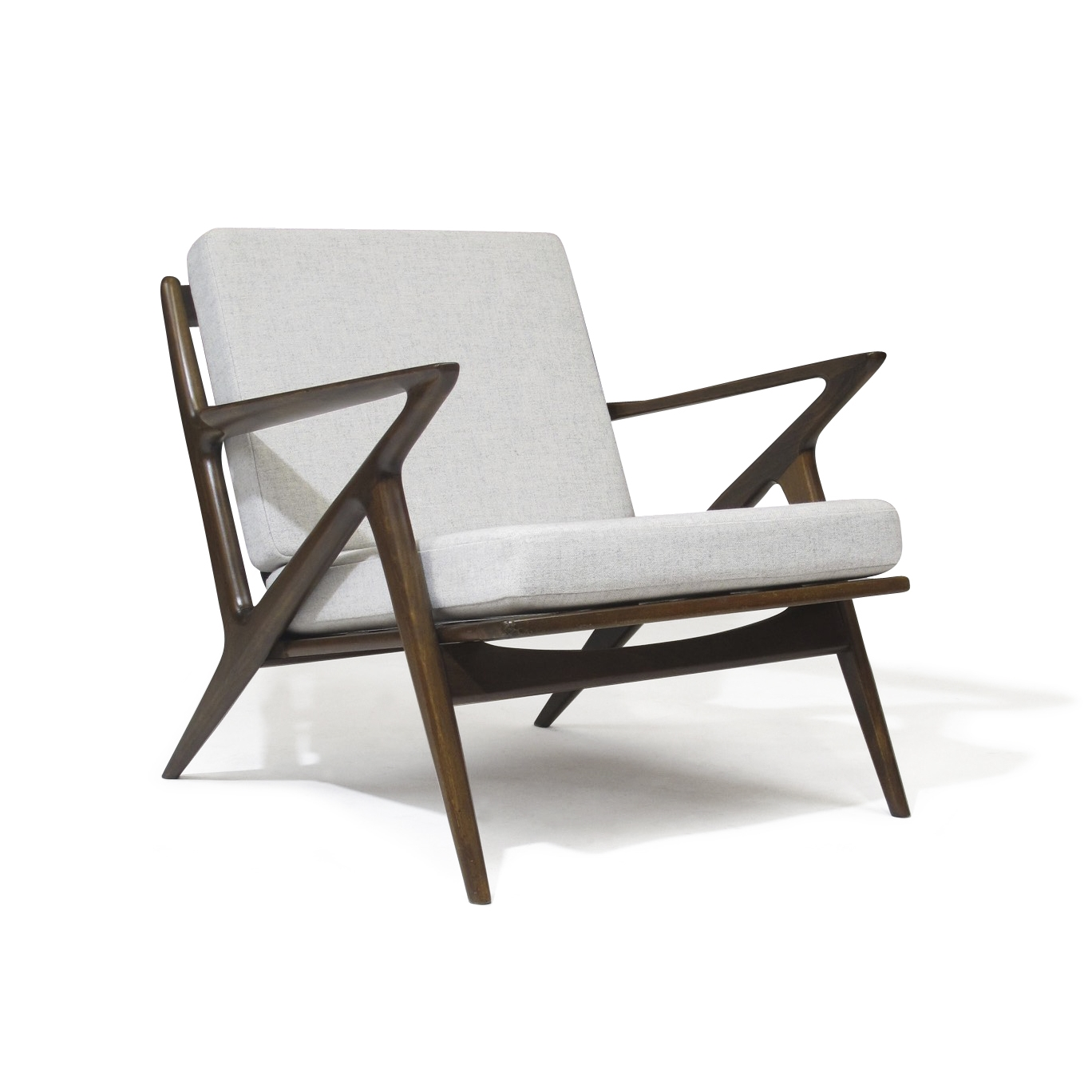 Selig Chair Poul Jensen For Selig Z Lounge Chair Chris Howard Antiques