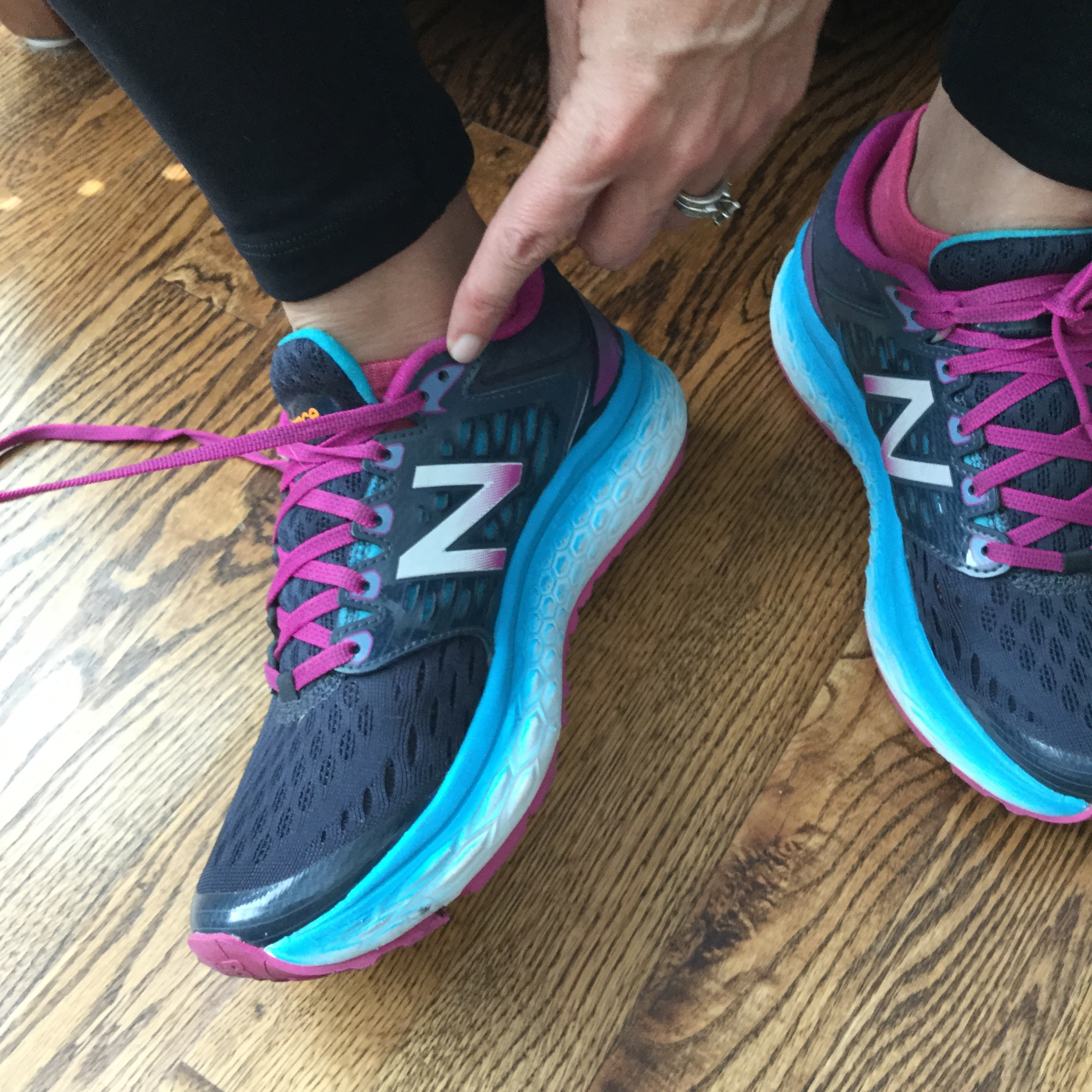 How To Tie Your Running Shoes For Ankle Support And