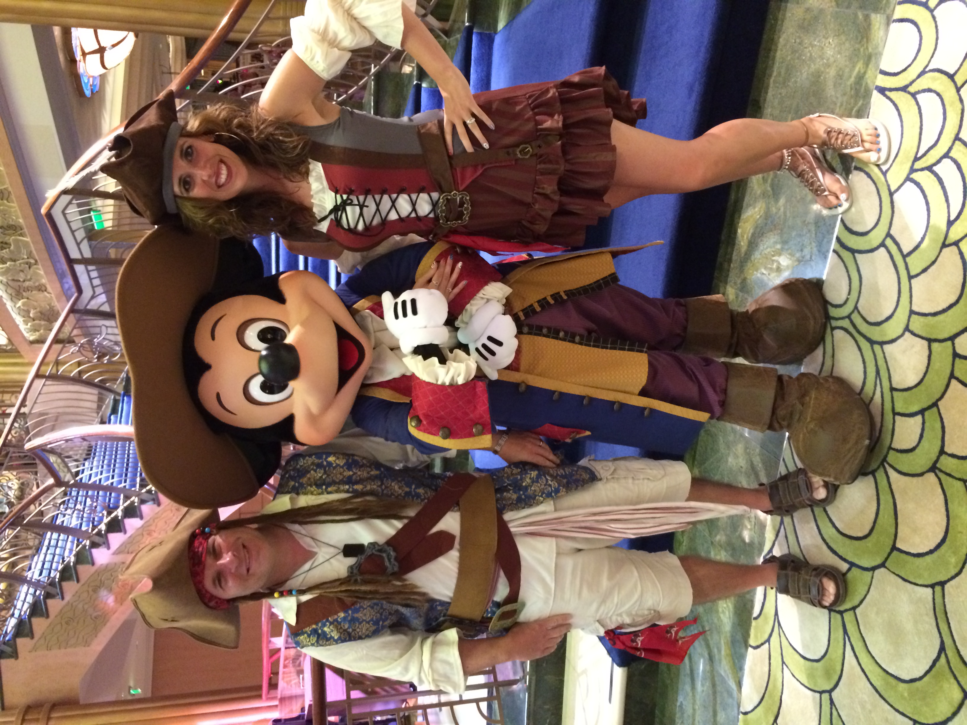 Cruising on the Disney Fantasy Part 1  Upon A Star Travel  Concierge LLC