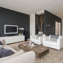 White Contemporary Living Room Decorating Ideas Color Schemes 40 Renoguide Australian And Grey Modern