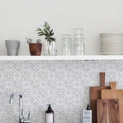 Wallpaper For Kitchen Best Drop In Sinks 40 Sensational Splashbacks Renoguide Australian Splashback