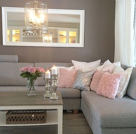 modern gray living room small interior images 2 30 elegant colour schemes renoguide australian pink and grey