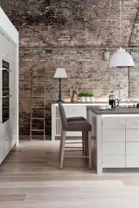 60 Ideas and Modern Designs with Bricks  RenoGuide ...