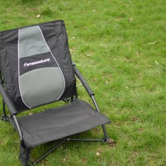 Strong Back Chairs Gray Chair With Ottoman Strongback Low Gravity Beach Review Explorer Gear Outdoor