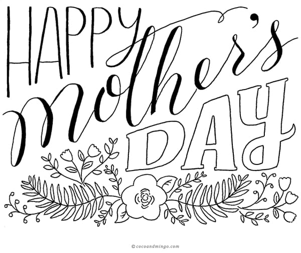 Download + Print // Mother's day prints — Jessica Keala