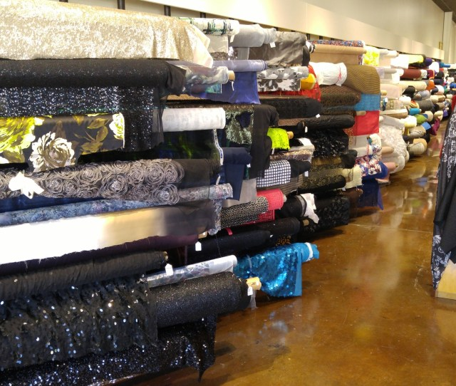 Long Shot Of Interior Jpg Welcome To Textile Fabrics Tennessees Largest Fashion Fabric Store