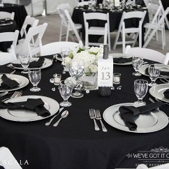 Renting Tables And Chairs Hanging Chair Metal Frame Finding The Right Napkin For Your Wedding   Sixpence Events