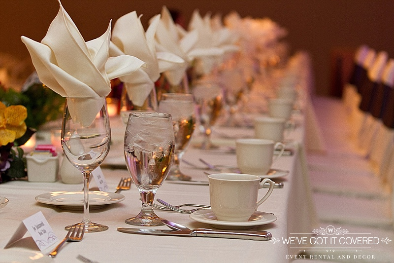 wedding chair covers pinterest folding table and chairs for camping finding the right napkin your | sixpence events