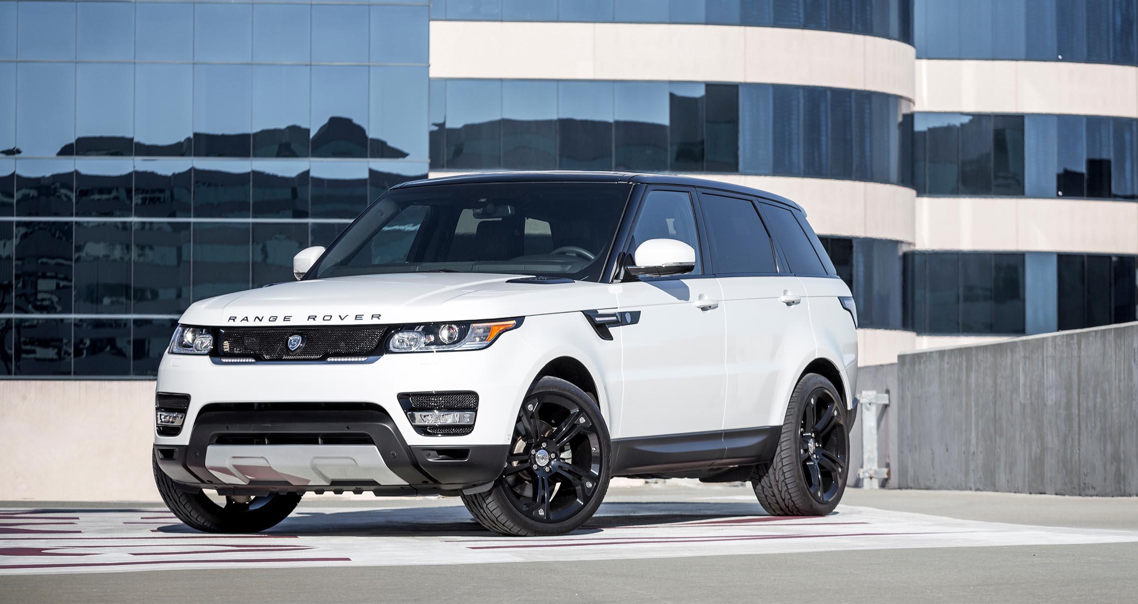 Range Rover Sport —