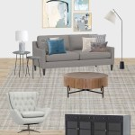 Shop The Design Transitional Meets Modern Living Room From Pottery Barn