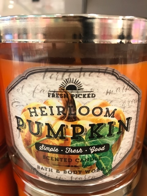 Bring the pumpkin patch to your living room with this one, people. When I pluck a pumpkin right off the vine in the middle of an enchanted pumpkin patch somewhere in Michigan, this is what it smells like. Completely real!