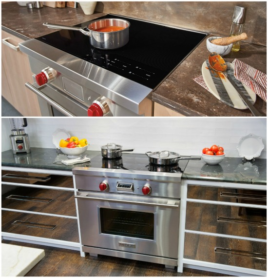 wolf kitchen ranges lipper international bamboo drawer dividers clarke introduces induction range for the quickest way to there s a whole new alternative gas in high performance and you can explore it at your sub zero showroom test south