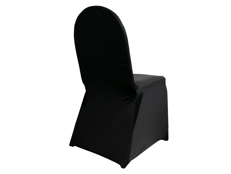 spandex chair covers canada acrylic chairs black cover awe events