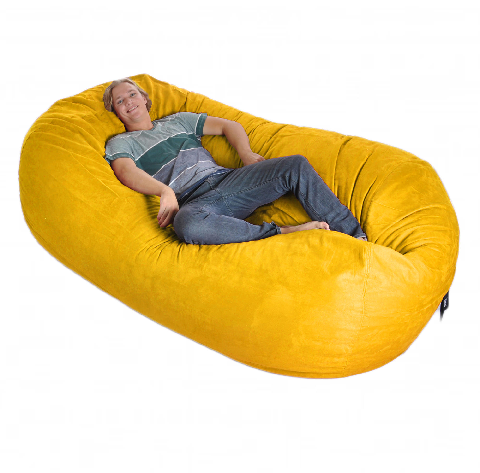 Adult Size Bean Bag Chair Negozio Di Sconti Online Bean Bags Adult Giant Size Yellow