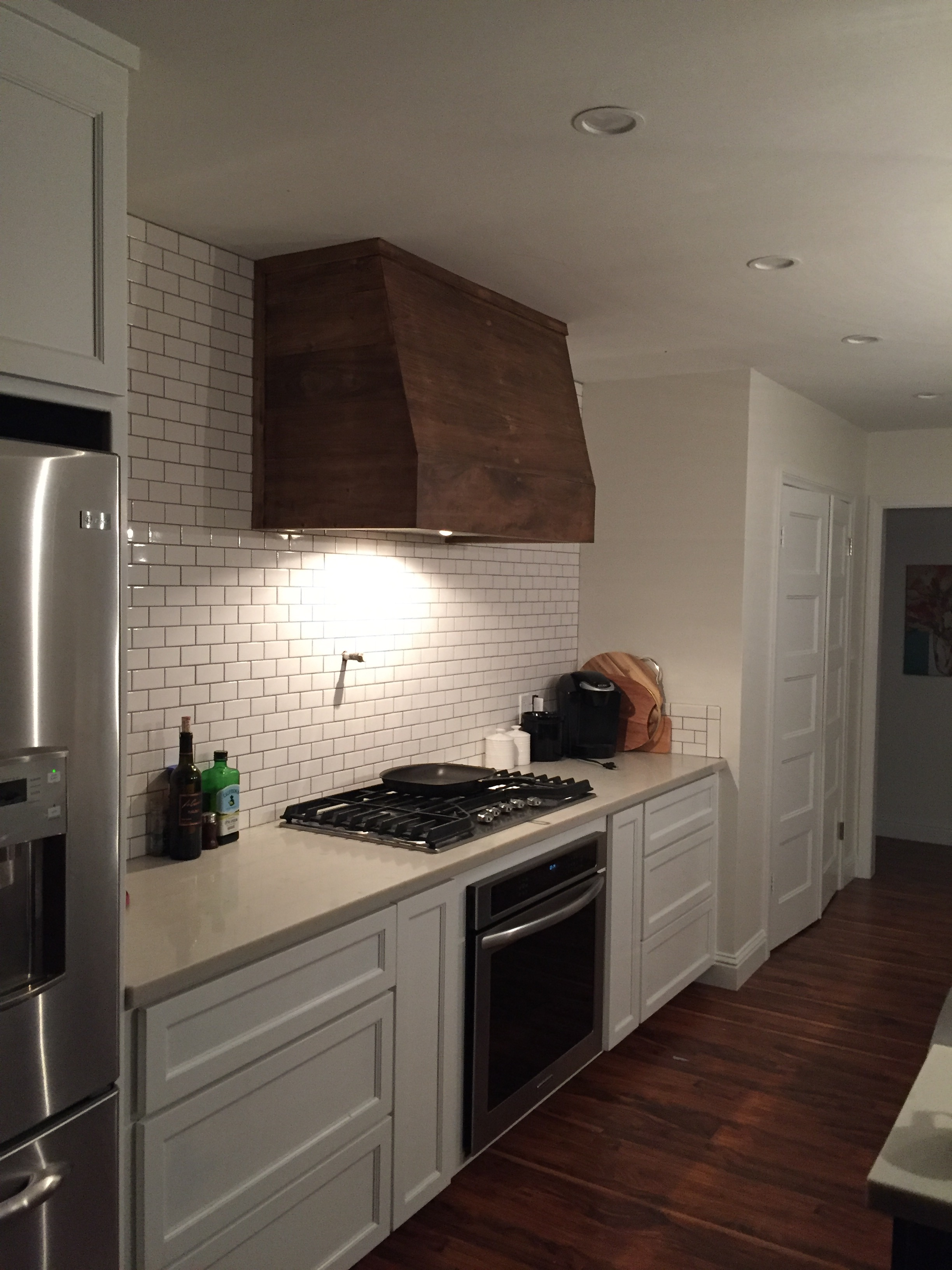 kitchen vent hood delta faucets a happening house wood