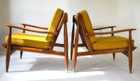 Mid Century Modern Danish Chair - Home Design
