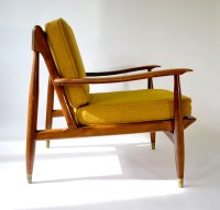 Mid Century Executive Desk Chair At 1stdibs - Mid Century ...