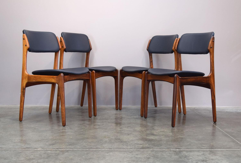 erik buck chairs animal print office chair buch vintage modern maine model 49 rosewood