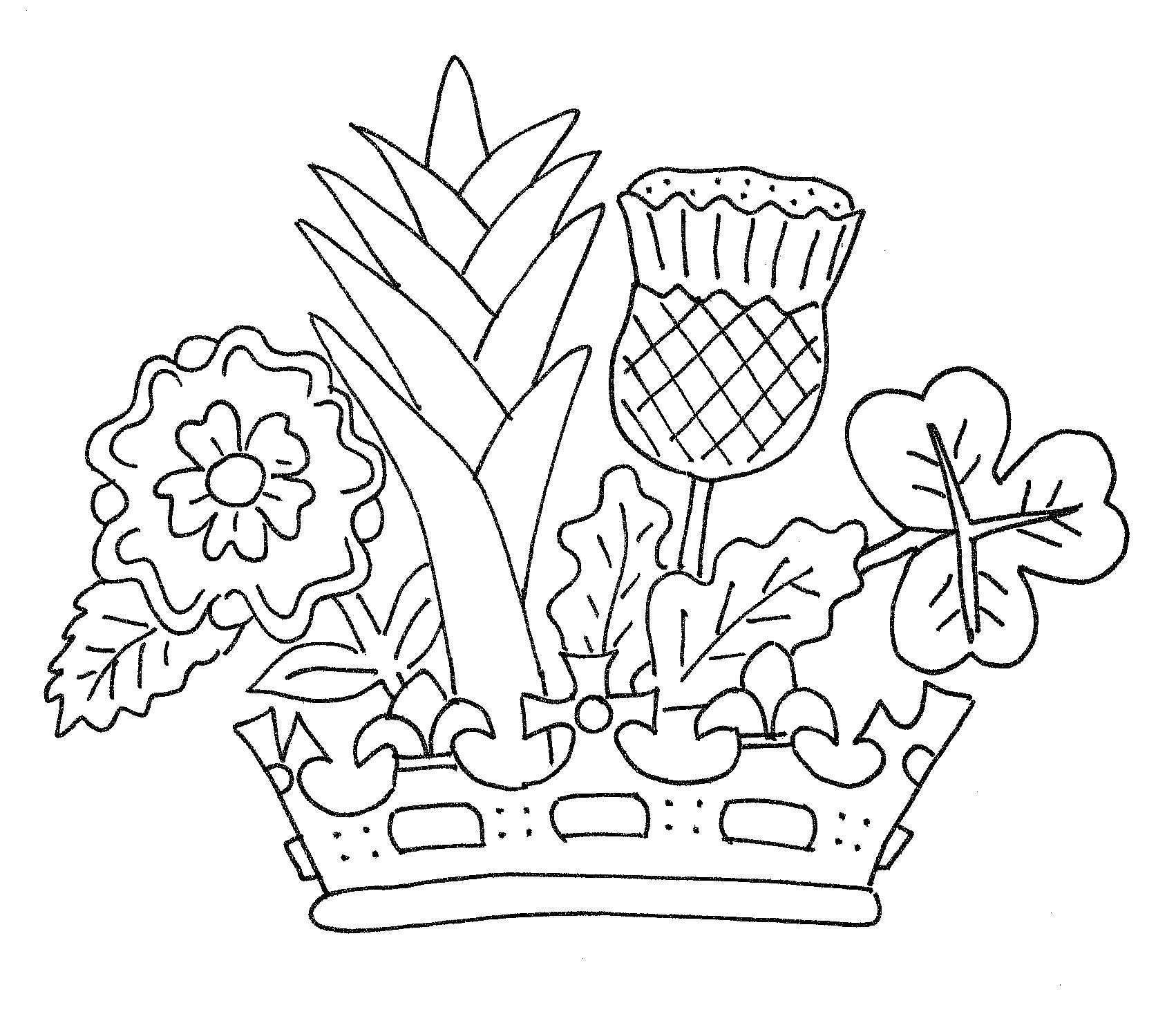 April 2017 Iron On Transfer — Dandelion Designs