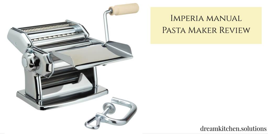 Hamilton Beach Pasta Machine Recipes