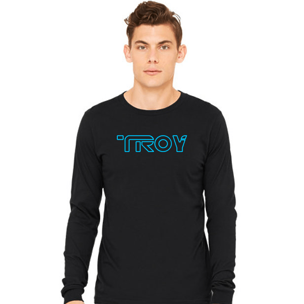 troy tron long sleeve