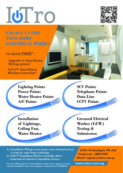 small resolution of promotion for new hdb bto electrical installation