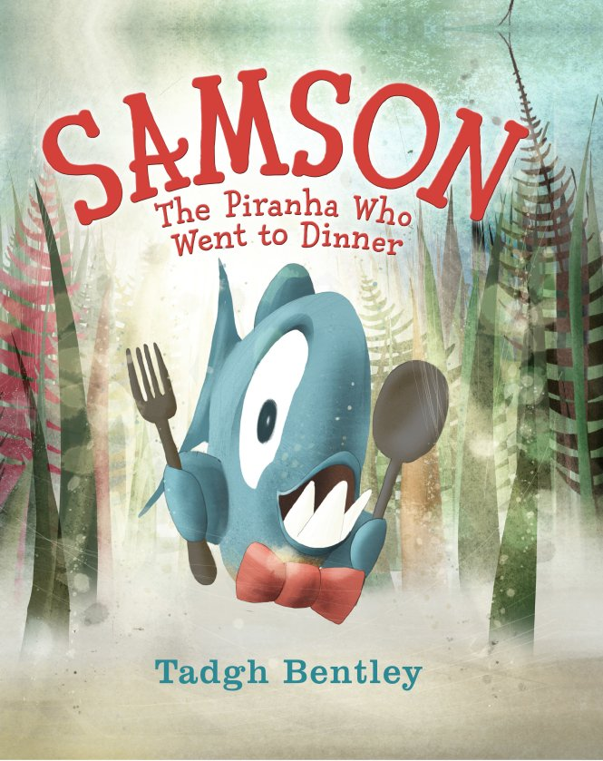 Samson The Piranha Who Went to Dinner | Beth Hardinger Blog