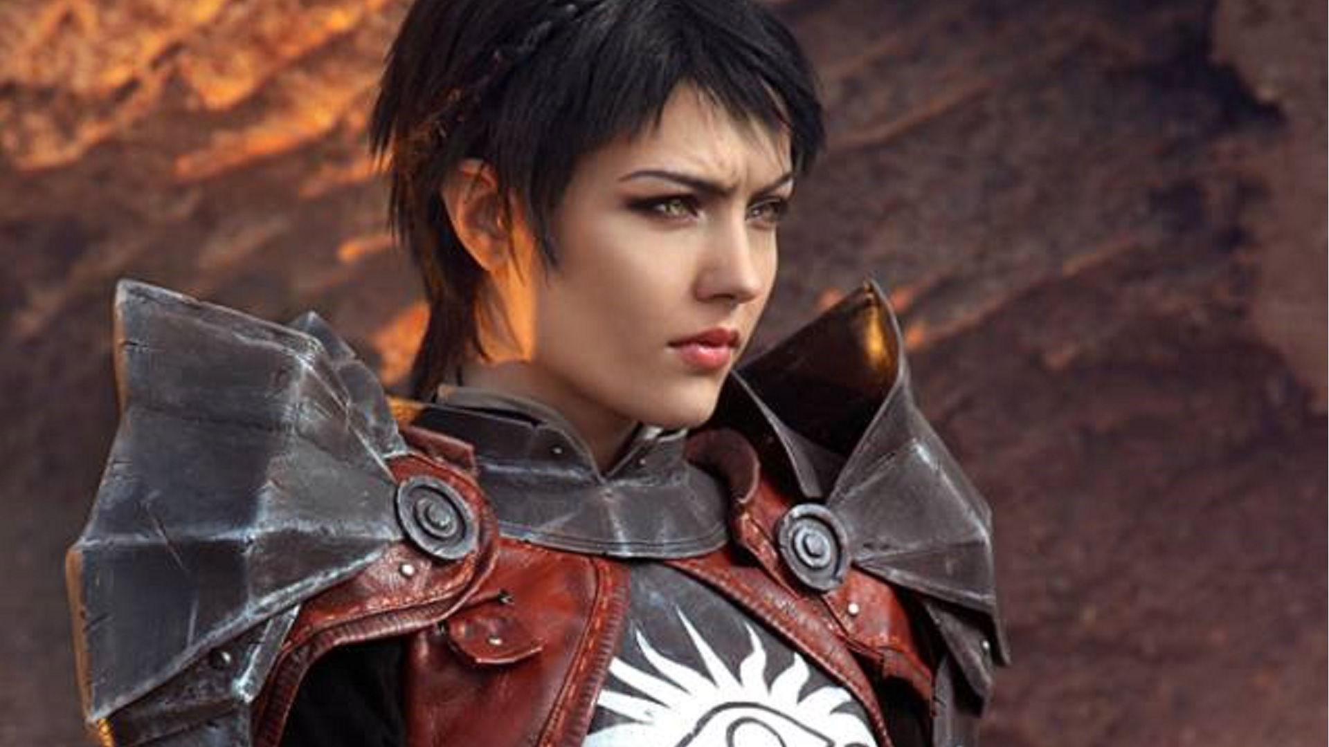 This Cosplayer Is Literally Cassandra Pentaghast From DRAGON AGE GameTyrant