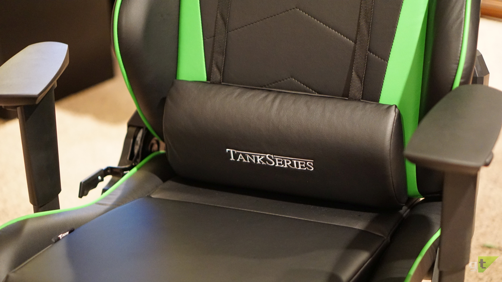 dxracer chair cover foldable desk review the tank series is your next gaming throne gametyrant dsc04306 jpg