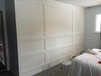 Building a Wood Paneled Wall - You Can Do It Too!  Grand ...
