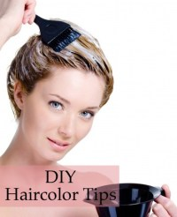 At-Home Hair Coloring Tips.  Beautiful Makeup Search