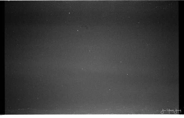 My first try photographing Big Dipper