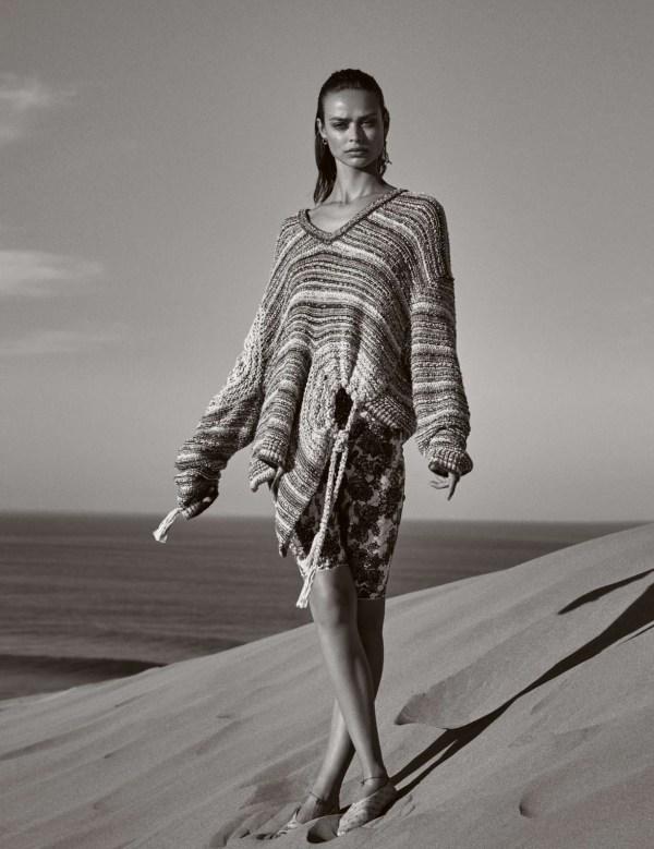 knitGrandeur: Marled Stripes