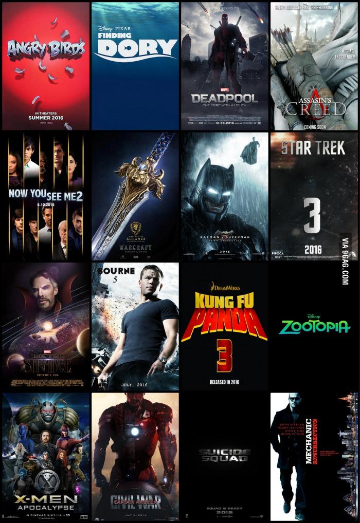 ranking the best films