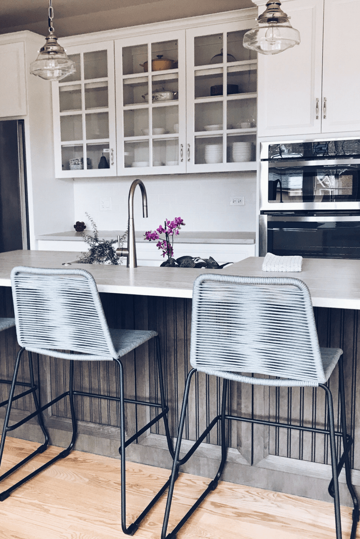 countertop stools kitchen island ideas the best bar and counter for your first barclay stool rope chair