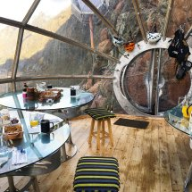 Peru & Sky Lodge Water Skin