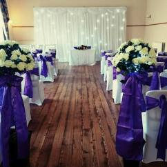Chair Cover Hire Ellesmere Port Gummy Bear Wow 20 Off Venue Dressing Show Offer And Free Post Box From Megan Louise Events Only At Our North West Wedding Fayre Sunday 8th October Red Event