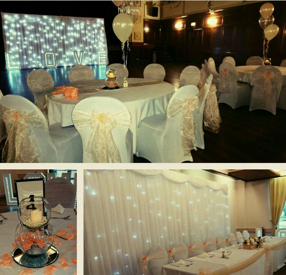 chair cover hire ellesmere port armchairs harvey norman wow 20 off venue dressing show offer and free post box from megan louise events are a hoylake based styling company providing covers sashes