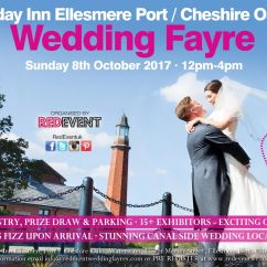 Chair Cover Hire Ellesmere Port Wicker Adirondack Wow 20 Off Venue Dressing Show Offer And Free Post Box From Holiday Inn Cheshire Oaks Wedding Fayre Red Event Jpg