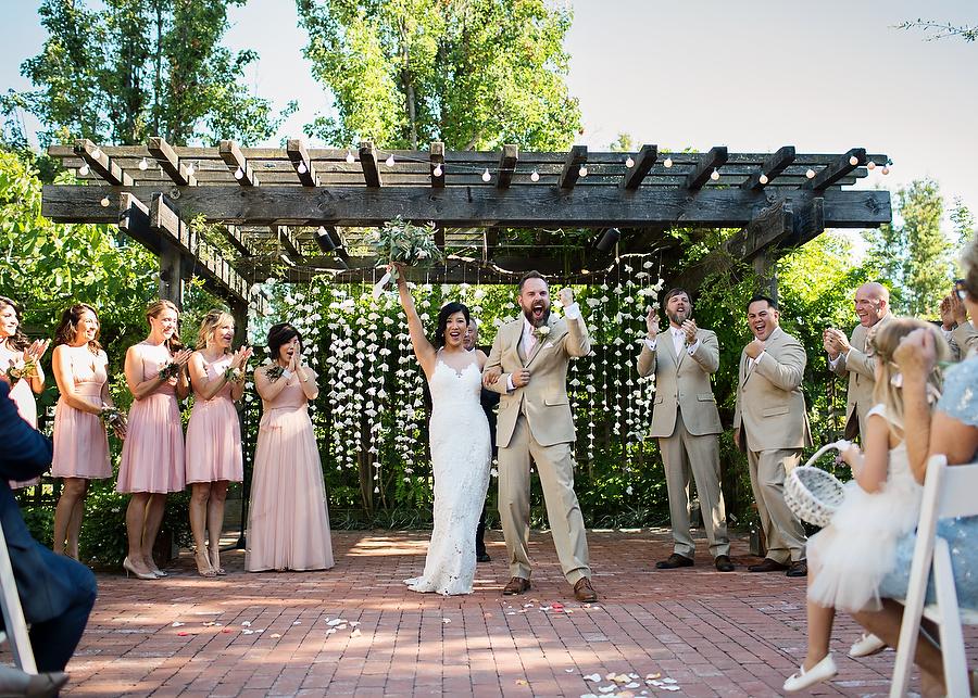 San Francisco Bay Area Wedding Photographer  Los Altos