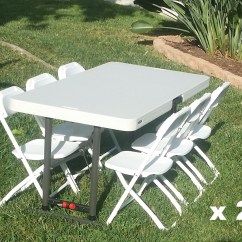 Table Chair Rentals 2 Detecto Scale Specials Money Saving Package Deals Jumper Kid And