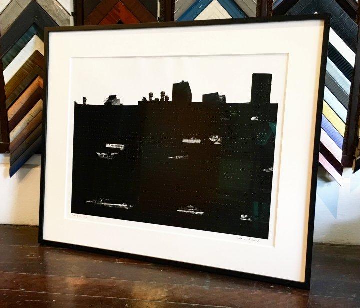 Mountary Custom Framing San Francisco Framess