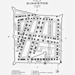 2006 Jeep Wrangler Radio Wiring Diagram Catalina 22 About Kingston Stockade Fc Original Map Of The Area Protected By S Fence In 1695 Via James Werner